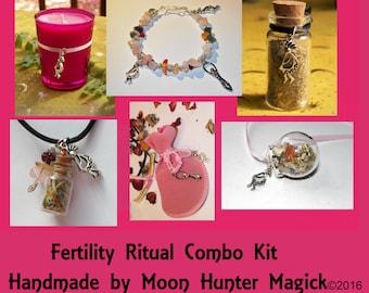 Four item Combo Kit Ritual Altar Custom Altar Kit