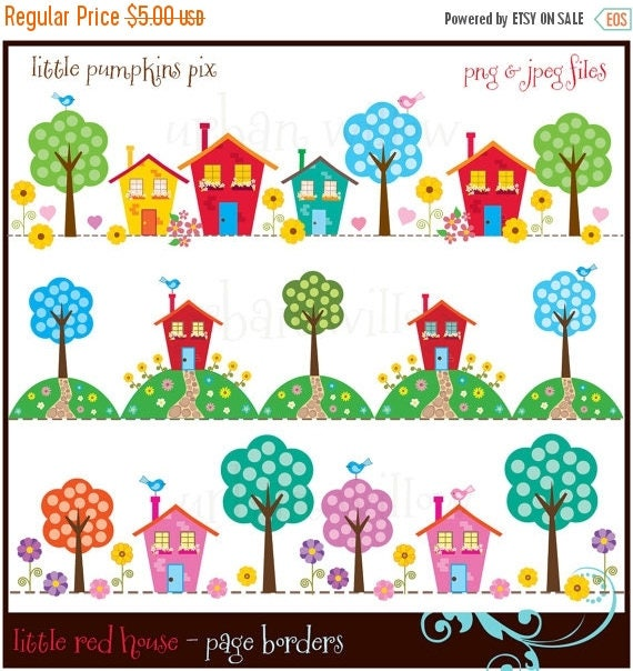 OFF BLACK FRIDAY Cute House Clipart New Home Clipart - New home clipart