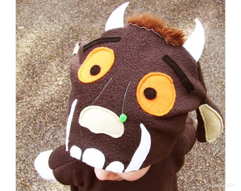 Gruffalo Costume For Kids Monster Children Costume