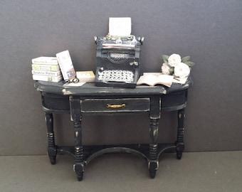 Desk Shabby Chic Style Beatrix Potter    OOAK