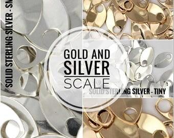 SMALL Scale - Anodized Aluminum