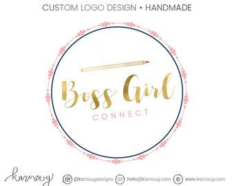 Custom Logo Design OOAK Logo Custom Logo Photography Logo Custom Boutique Logo Custom Photography Logo Custom Watermark|Branding Package
