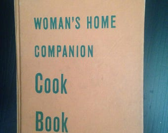 Woman's Home Companion Cookbook 1946