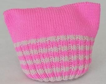 Pussyhat Pink Pussyhat! Women's March P_ssyhat Pussycat Hat