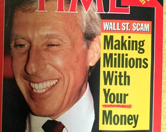 Time Magazine, December 1, 1986