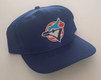 Vintage Toronto Blue Jays Twins Snapback Hat MLB VTG