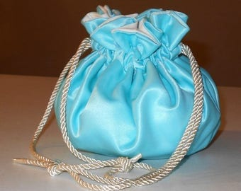 Reticules Ladies Handbags Drawstring Purses Edwardian Victorian Free Ship