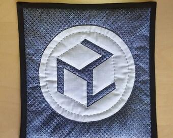 """RG011 - 11""""(28cm) Blue Antahkarana"""