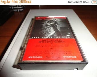 50% OFF barry Manilow vintage compact cassette tape