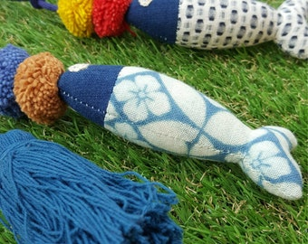 Get 2 Fish Cute Dolls Handmade for decoration