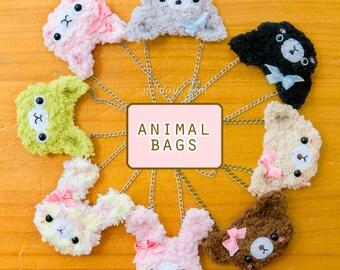 1/4 1/6 Animal bags