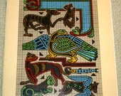Celtic Charted Designs by Co Spinhoven, Vintage, Design work, Patterns