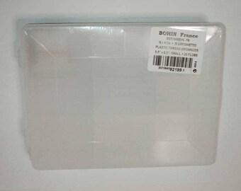Small storage compartment box