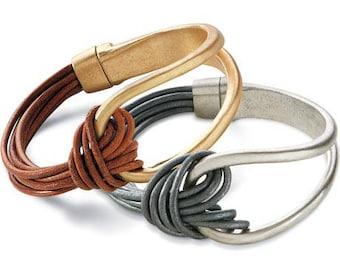 Leather Concepts Bracelet