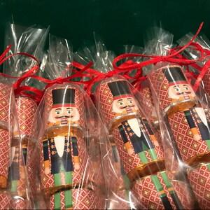 Hershey Nuggets Candy Wrapper Christmas Nutcracker Trio