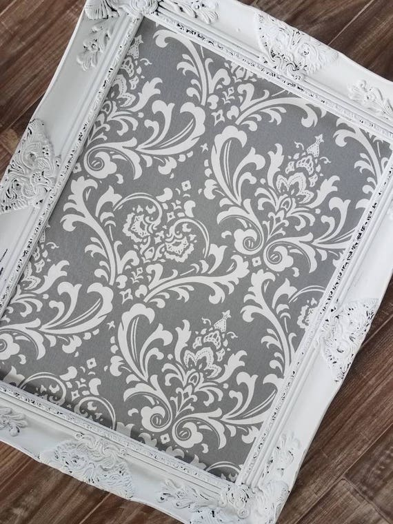 table shabby chic placemats white shabby chic framed pinboard gray damask fabric wedding