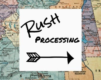 Rush Processing -Bump Your Order To the Front -Immediate Lab Processing