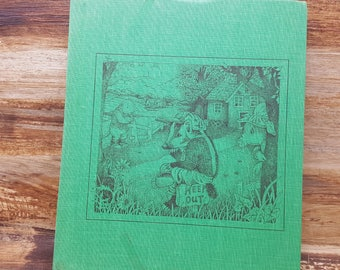 Grumley the Grouch, 1980, Sharmat, Chorao, READ DESCRIPTIONS, vintage kids book