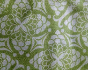 Kate Spain Verna Fabric/Green Verna Fabric/Modern Quilt Fabric