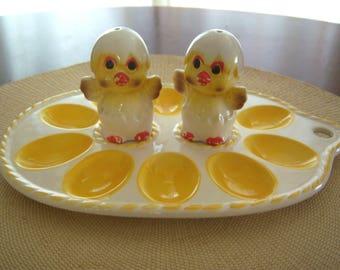 Chippy Chicky Deviled Egg Set