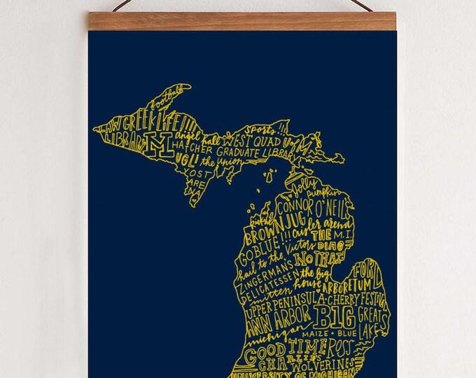 Ann Arbor, University Of Michigan