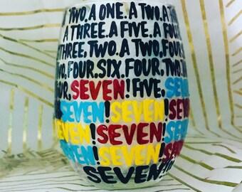 F•R•I•E•N•D•S -Seven- SEVEN- MUG- friends- Friends- Gifts for Friends Fans- Friends Gift - Friends fan mug- wine glass