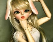 Bliss---Rabbit Set v2 Accessories (for Bjd Yo SD, MSD and SD size)