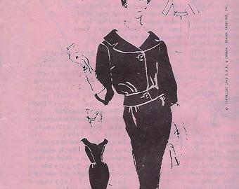 "Duchess of Windsor By Spadea 8-A Size 12 Bust 35"" UNCUT"