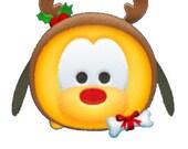 Disney Tsum Tsum Pluto