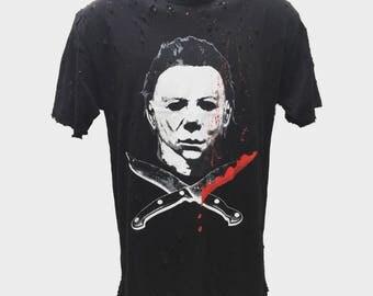 Michael Myers t shirt