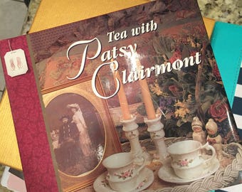 Vintage Book Tea with Patsy Clairmont Inspiration and Spirituality Author Speaker