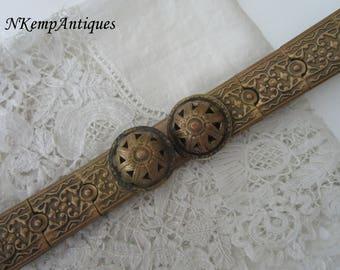 Antique belt origin unknown