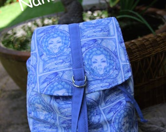 Haunted Mansion's Madame Loeta backpack