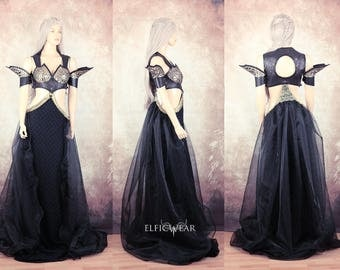 Game Of Thrones, Elven Inspired Costume