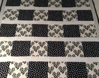 Dachshund quilt, dog quilt, dog blanket, baby quilt, childs quilt, dachshund blanket