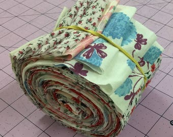 Feedsack and Vintage 3 inch Strips