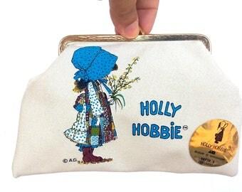 Clutch bag holly hobbie  Auguri mondadori , 1980