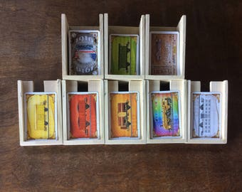 Deck Holders for Ticket to Ride Games