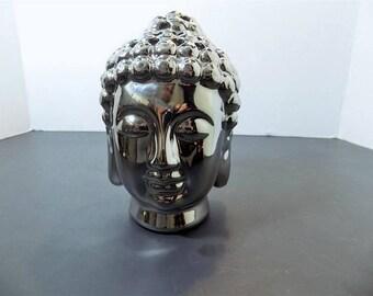 NEW Ceramic Buddha GC Naturals Potpourri Sachet Holder Figurine Asian Hindu Zen Spiritaul Religious Gift