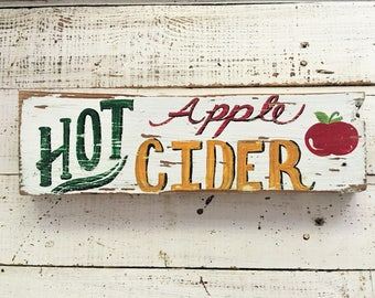 Hot Apple Cider Etsy