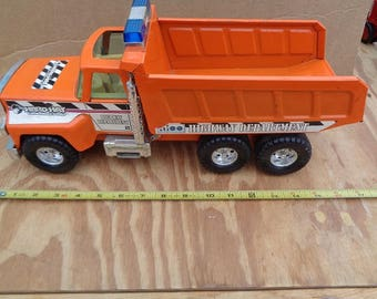 Nylint toys Large size State Highway dump Truck ,made of metal