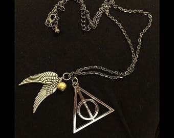 Harry Potter inspired necklace