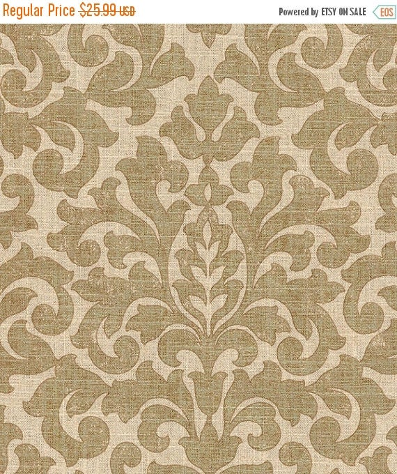 Sale Gold Damask Fabric Upholstery Fabric Metallic Drapery Fabric Waverly Glam Packed Home Decor Fabric Geometric Gold Fabric By The Yar