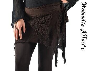 "Skirt ""Fairy Dream""-brown-"
