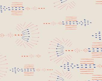 Morning Walk - Desert Needlework Glory by Leah Duncan for Art Gallery Fabrics, 1/2 yard, MWK-1117