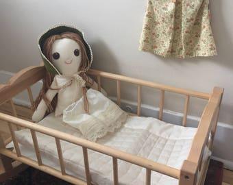 Charlotte doll regency dress doll