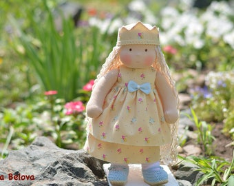 Waldorf doll Angelica Ready to ship
