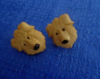 Dog Earrings,Collie Dog Earrings,Puppy Earrings,Dog Jewelry,Puppy Jewelry,Doggy Earrings,Dog Lover Earrings,Animal Lovers Jewelry