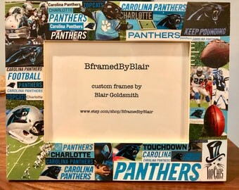 Carolina Panthers Frame