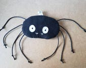 Quirky  catnip crinkle spider toy catnip toy uk